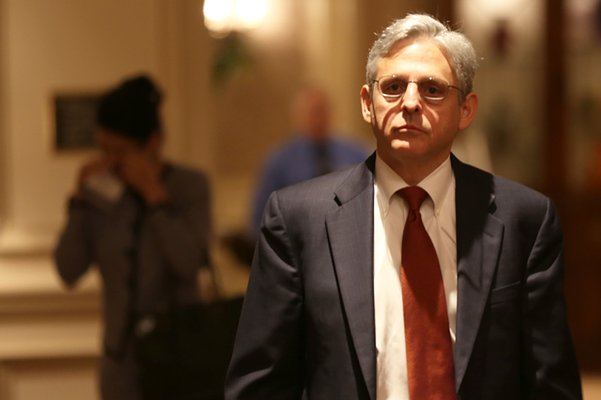 Merrick Garland To Be Nominated Attorney General